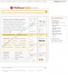 Wolfram Alpha - www.wolframalpha.com