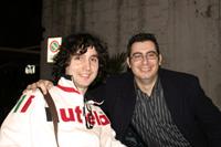 Claudio Matarrelli e Giorgio Taverniti