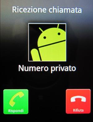 come impostare numero privato da fisso cellulare android